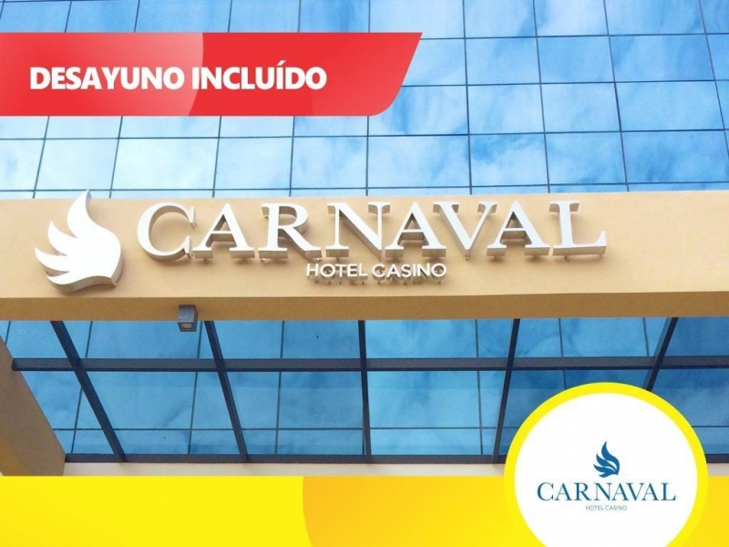 Carnaval Hotel Casino Encarnación