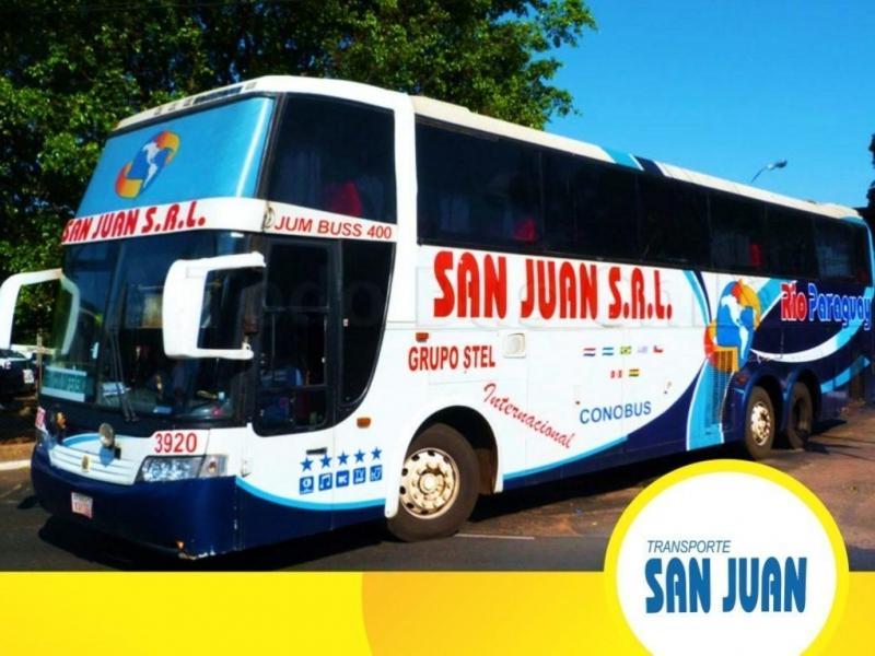 Transporte San Juan S.R.L. Encarnació