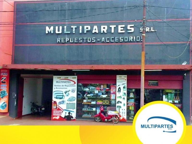 Multipartes SRL Encarnación