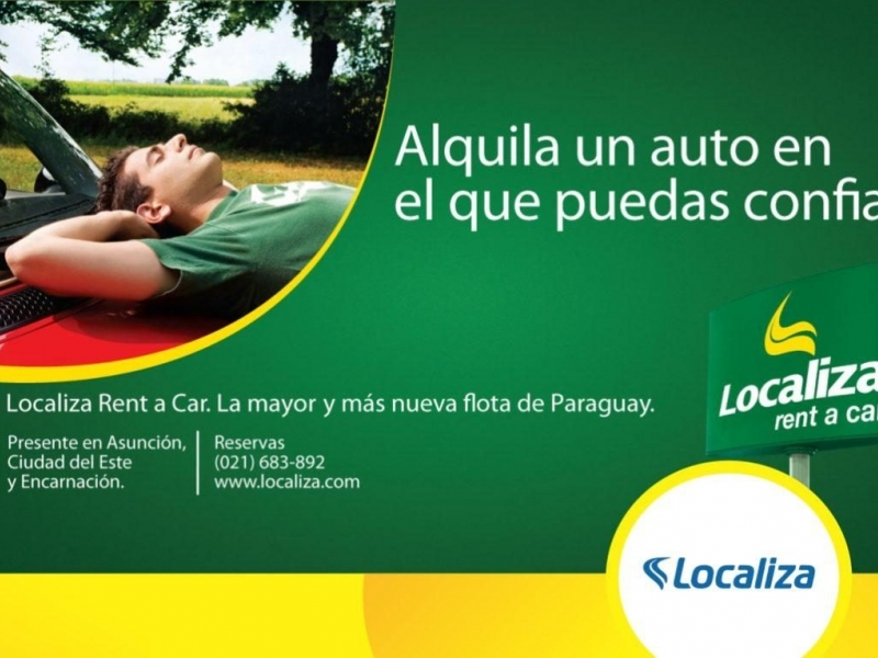 Localiza Rent a Car Encarnación
