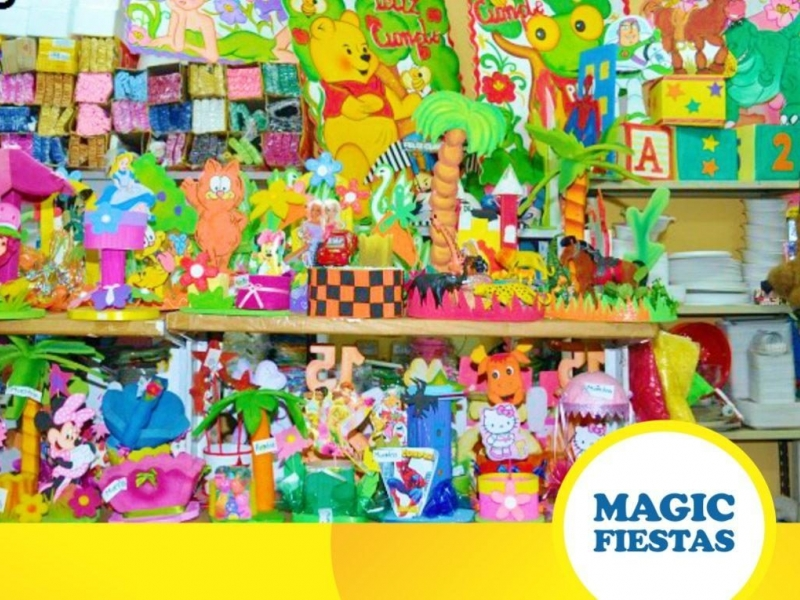 Magic Fiestas Encarnación