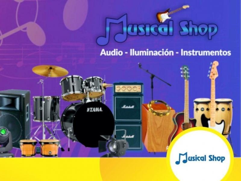 Musical Shop Encarnación