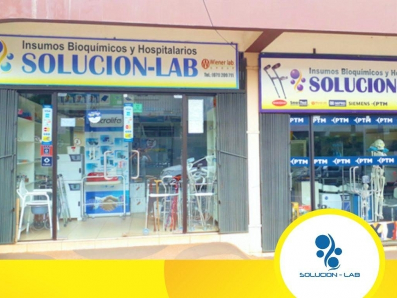 Solución Lab Encarnación
