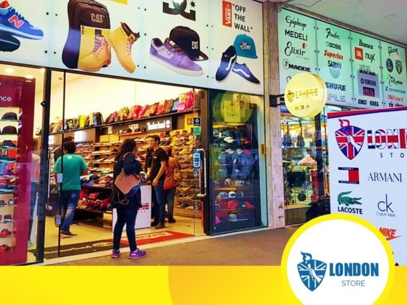 London Store Encarnación