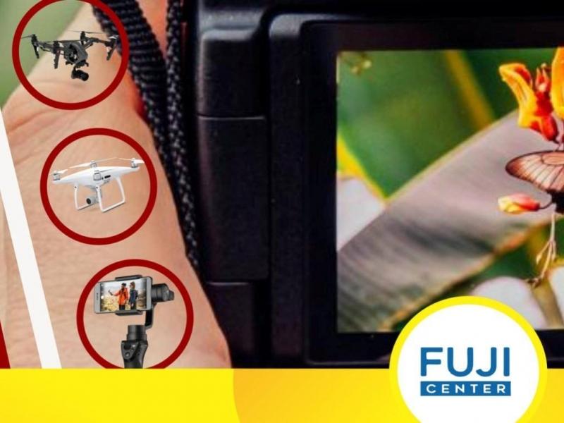 Fuyi Center Electrónica
