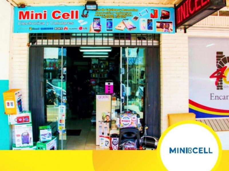 Mini Cell Electrónica y Celulares Encarnación