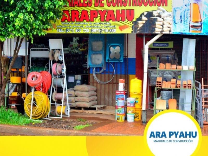 Ara Pyahu Materiales de Construcción Encarnación