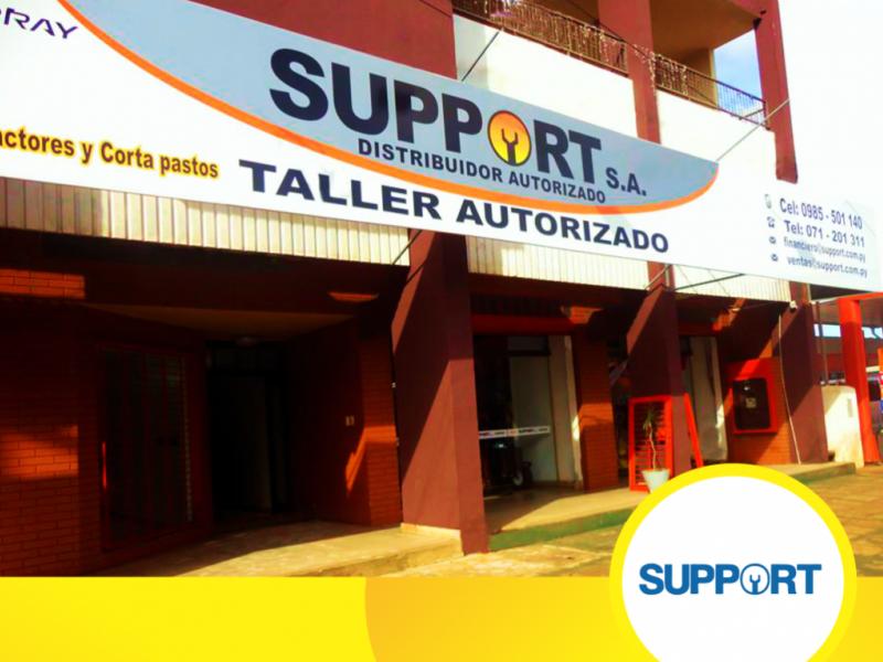 Support S.A. Encarnación