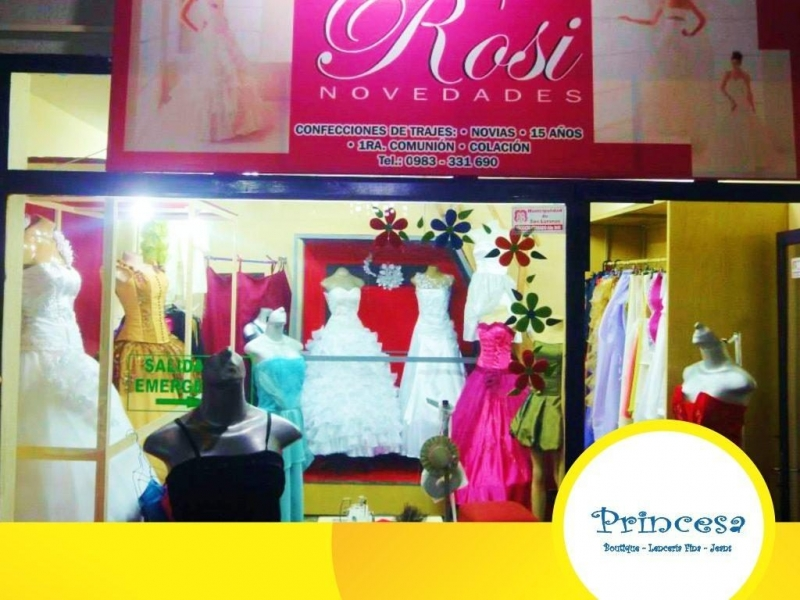 Princesa Boutique Encarnación