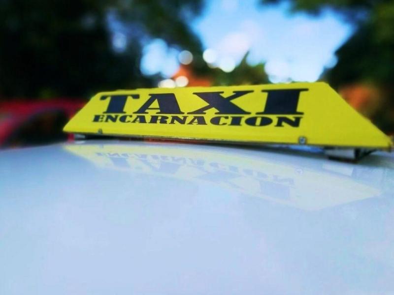 Taxi en Encarnación