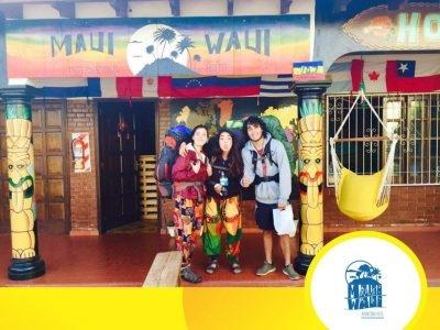 Maui Waui International Hostal
