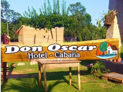 Hotel Cabaña Don Oscar Encarnación
