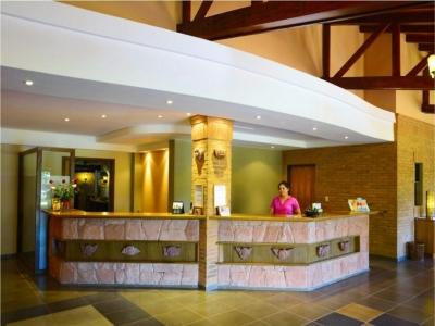 Hotel Papillón Bella Vista Itapúa