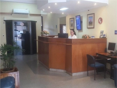 Hotel Domingo Savio Encarnación