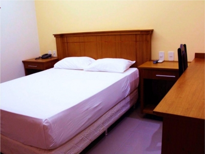 Hotel Churrasquería Dos Fronteras Bella Vista Itapúa