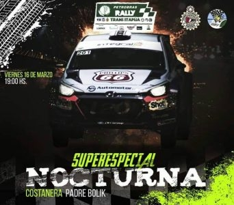 XXXI Rally Trans Itapúa