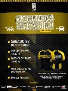 Día Mundial Sin Auto - 7ma Edición