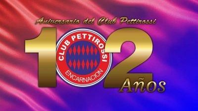 Fiesta Aniversario Del Club Pettirossi