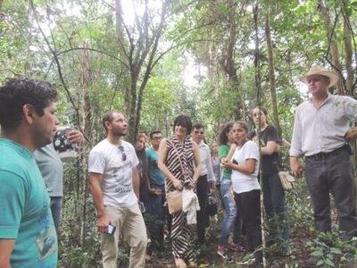 """Descubriendo el """"Camino Real"""", una nueva propuesta en Itapúa"""