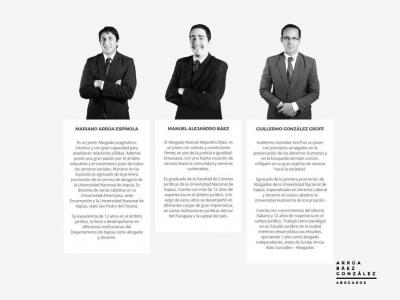 Arrúa, Báez, González Abogados