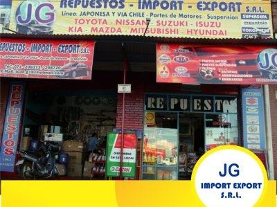 JG Repuestos Import Export S.R.L.