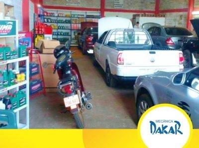 Mecánica Dakar