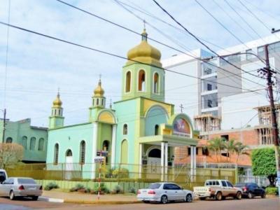 Iglesia Ortodoxa San Jorge Encarnación