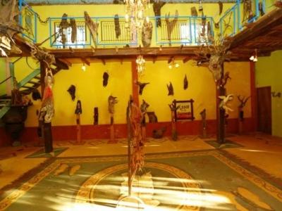 Museo Prof. Alberto Delvalle Encarnación