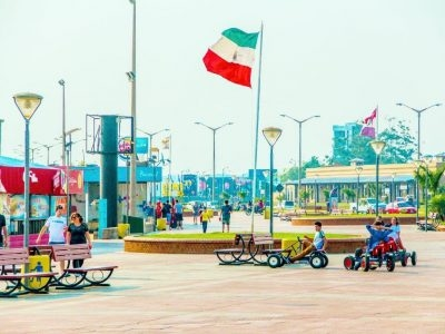 La Ciudad de Encarnación, capital paraguaya del Carnaval y del Verano