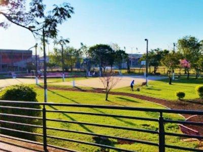 Parque de la Ciudad de Encarnación