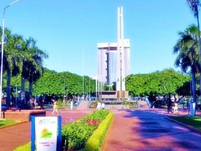 Plaza de Armas de Encarnación