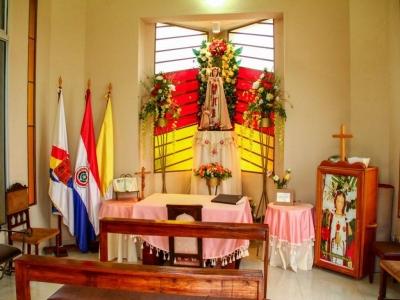 Ermita de la Rosa Mistica Encarnación