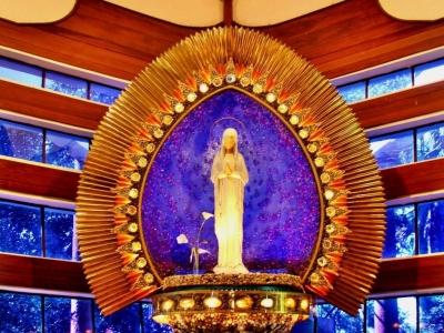Santurario Virgen de Itacuá Encarnación
