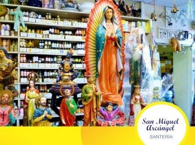 San Miguel Arcangel Santería