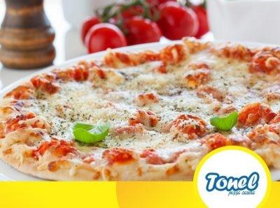 Tonel Pizza Casera