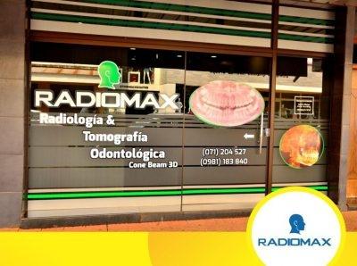 Radiomax (Radiología Odontológica Digital)