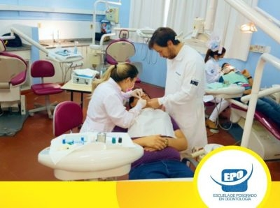 Escuela de Postgrado en Odontología – EPO