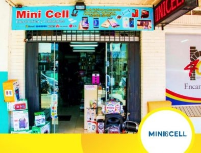 Mini Cell Electrónica y Celulares