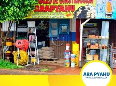 Ara Pyahu Ferretería y Materiales de construcción