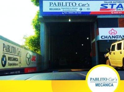 Pablito Car's Mecánica
