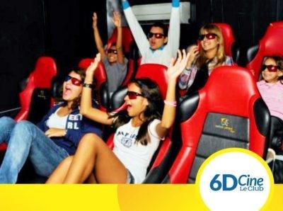 Cine 6D Le Club