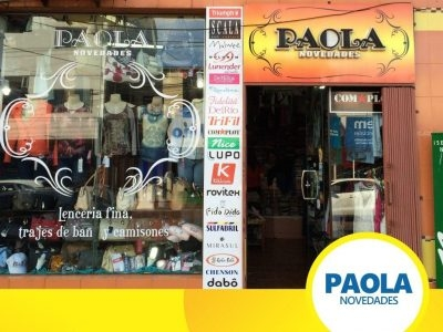 Paola Novedades