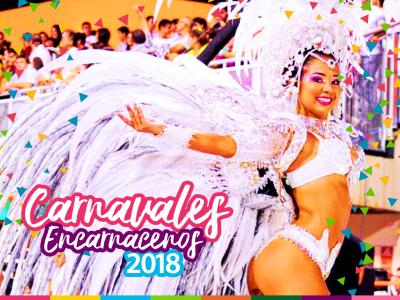 Carnavales Encarnacenos 2018