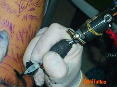Danny Tattoo Encarnación