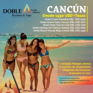 Doble A Business & Trips