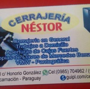 Cerrajería Néstor