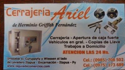 Cerrajería Ariel