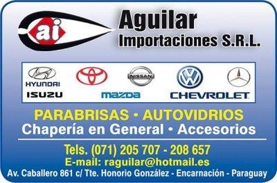 Aguilar Importaciones S.R.L.