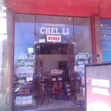 Baterías Cheli