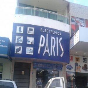 Electrónica París